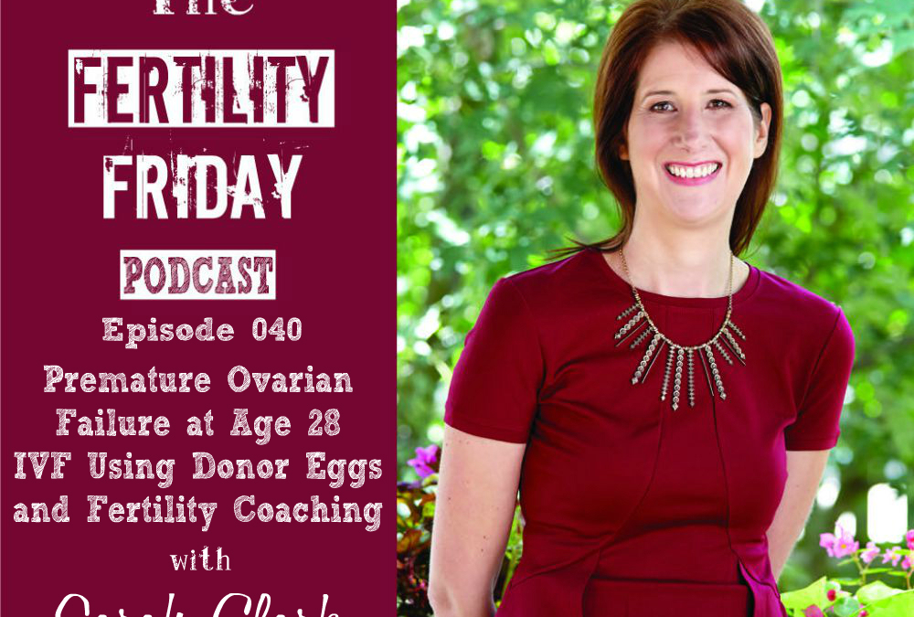 My story with POF and donor eggs