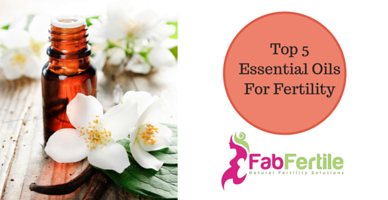 From Clary Sage to Geranium: Are Oils Beneficial For Fertility??