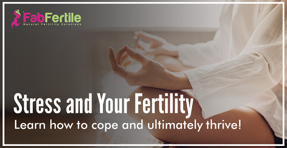 Stress and Your Fertility:  Learn How To Cope And Ultimately Thrive