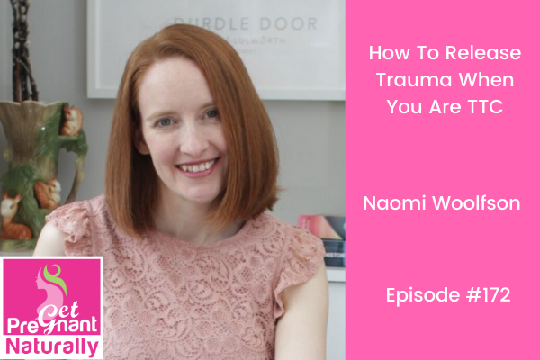 How To Release Trauma When You Are TTC