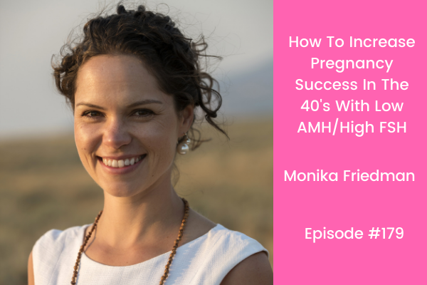 How To Increase Pregnancy Success In The 40's With Low AMH/High FSH