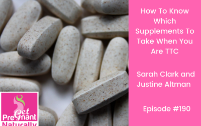 How To Know Which Supplements To Take When You Are TTC