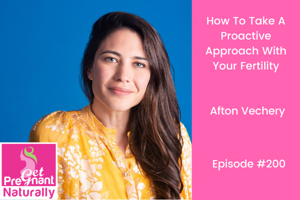 How To Take A Proactive Approach With Your Fertility