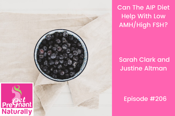 Can The AIP Diet Help With Low AMH/High FSH?