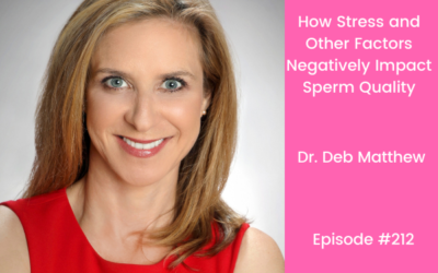 How Stress and Other Factors Negatively Impact Sperm Quality