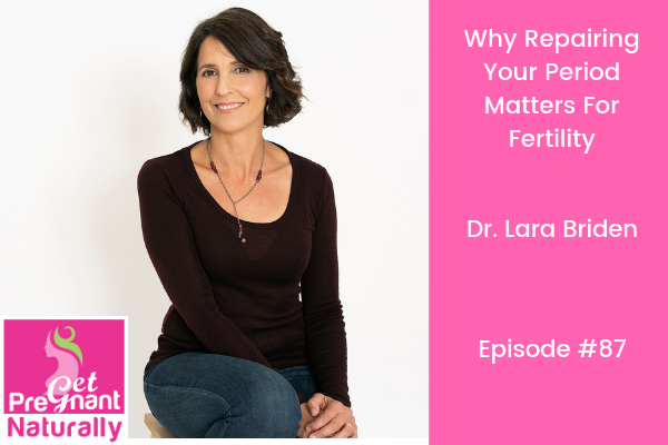 Why Repairing Your Period Matters For Fertility