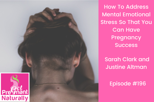 How To Address Mental Emotional Stress So That You Can Have Pregnancy Success